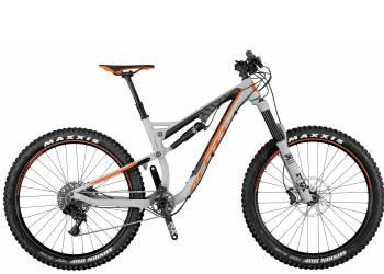 Велосипед SCOTT GENIUS LT 720 PLUS BIKE (2017)