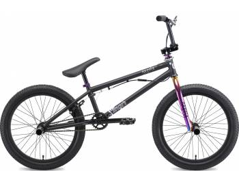 Велосипед Stinger BMX Gangsta Neo Chrome (2020)