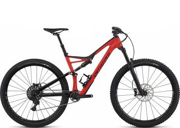 Велосипед Specialized Stumpjumper FSR Expert Carbon 29 (2018)