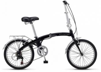 Велосипед Schwinn World Folding (2012)