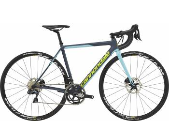 Велосипед Cannondale SUPERSIX EVO DISC WOMEN'S ULTEGRA DI2 (2018)