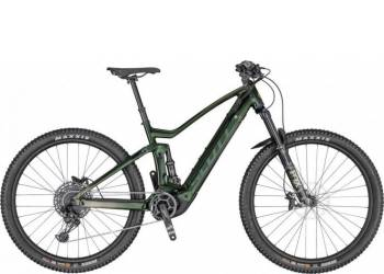 Велосипед Scott Strike eRIDE 910 (2020)