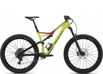 Велосипед Specialized Stumpjumper FSR Comp Carbon 6Fattie (2018)
