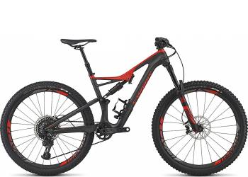 Велосипед Specialized S-Works Stumpjumper FSR 650b (2018)