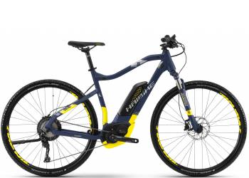 Велосипед Haibike SDURO Cross 7.0 men 500Wh 11s XT (2018)