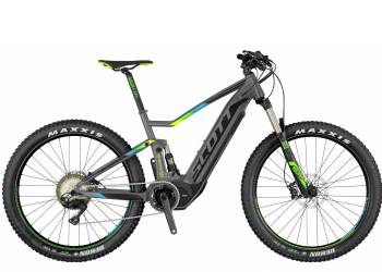 Велосипед SCOTT E-SPARK 720 PLUS BIKE (2017)