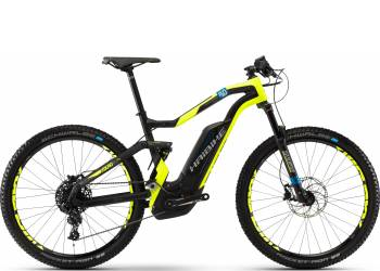 Велосипед Haibike XDURO FullSeven Carbon 8.0 500Wh 11s NX (2018)