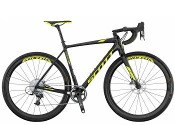 Велосипед SCOTT ADDICT CX 10 DISC BIKE (2017)