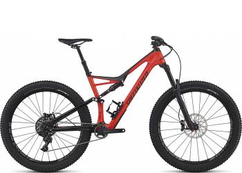 Велосипед Specialized Stumpjumper FSR Expert Carbon 6Fattie (2017)