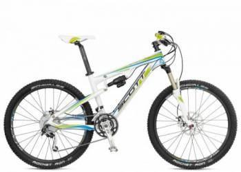 Велосипед Scott Contessa Spark RC (2010)
