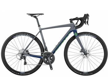 Велосипед SCOTT ADDICT GRAVEL 20 DISC BIKE (2017)