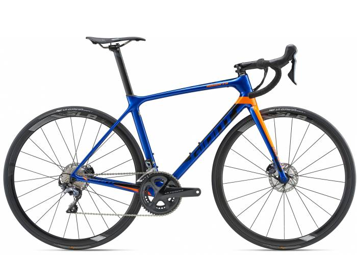Велосипед Giant TCR Advanced Pro 1 Disc (2018)