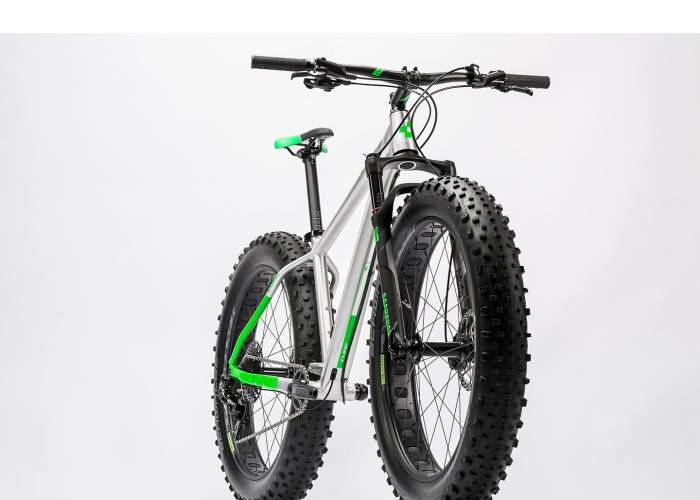 Велосипед Cube Nutrail Pro (2016) 4