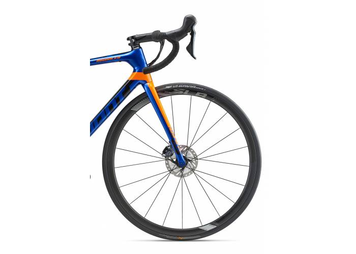 Велосипед Giant TCR Advanced Pro 1 Disc (2018) 2